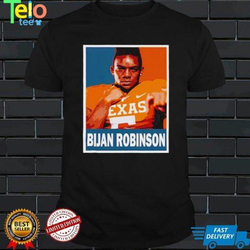 Bijan Robinson Texas Longhorns Shirt
