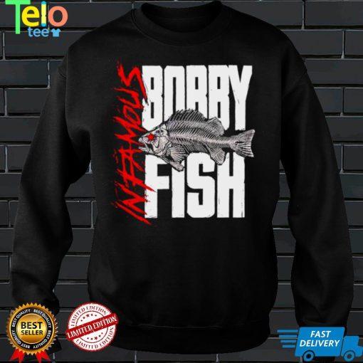 Bobby Fish infamous shirt