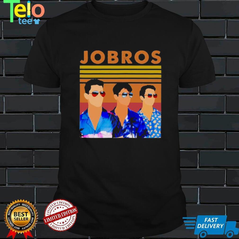 Cool brothers Jobros Vintage Shirt