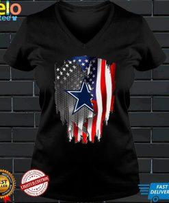 Dallas Fan Cow.boys America Flag Gift T Shirt