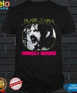 Frank Zappa Chungas Revenge Shirt