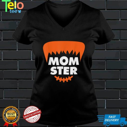Funny Momster Halloween Mom Costume Dadcula Family matching T Shirt 3