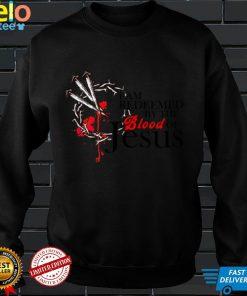 I Am Redeemed by The Blood of Jesus Sweatshirt