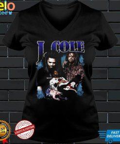 J Cole Tee Rapper Retro Vintage T Shirts T Shirt