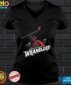 Las Vegas Wranglers Shirt