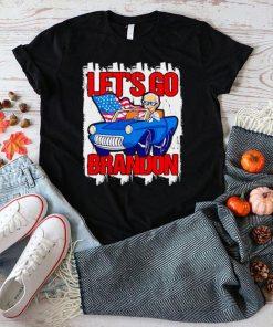 Lets Go Brandon Brandon Chant Impeach 46 Anti Joe Biden shirt