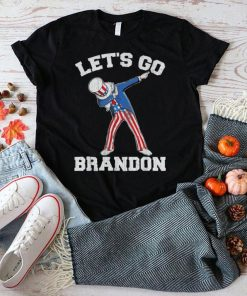 Lets Go Brandon Distressed Lets Go brandon Dabbing Shirt