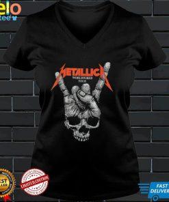M_etal_licas 25 Hot Rock Band T Shirt T Shirt