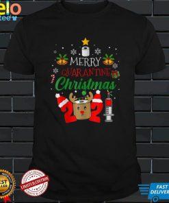 Merry Christmas 2021 Reindeer Funny Pajamas Family Xmas T Shirt (6)