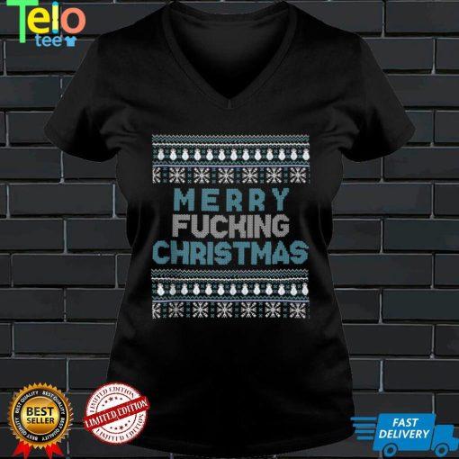 Merry Fucking Christmas Tank Top