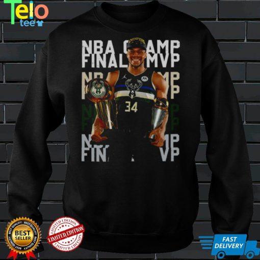 NBA Camp Final Milwaukee Bucks Shirt