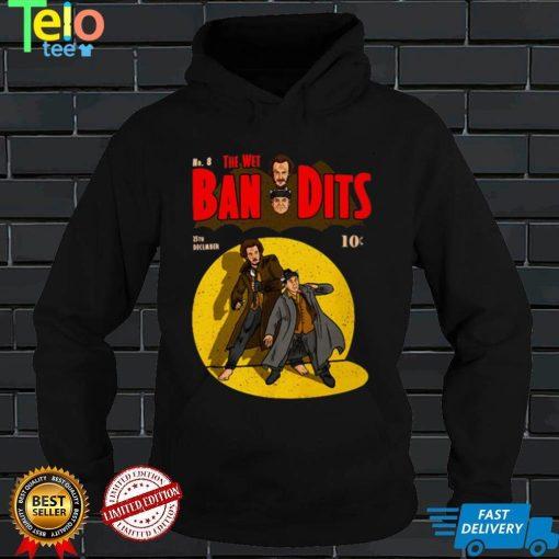 No 8 The Wet Bandits 25th December 10c T shirt