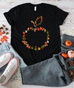 Official Teacher Apple Ornament Christmas Xmas Pajamas Teacher Squad T Shirt