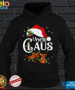 Official Uncle Claus Shirt Family Matching Uncle Claus Pajama T Shirt 1