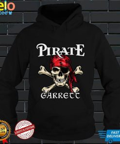 Pirate GARRETT T Shirt Pirate Halloween Costume T Shirt