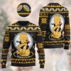 Pittsburgh Steelers NFL American Football Team Logo Cute Winnie The Pooh Bear 3D Ugly Christmas Sweater Shirt For Men And Women On Xmas Days