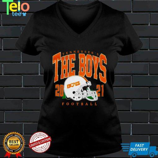 The Boys TN Helmet Tee Bussin With The Boys T Shirts