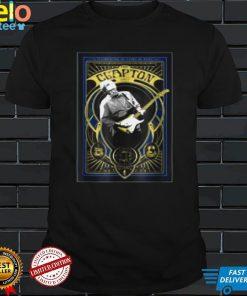 Vintage Erics Art Claptons Music Legend Live Forever T Shirt T Shirt