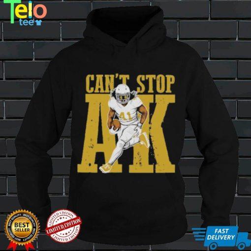 alvin Kamara cant stop Ak shirt