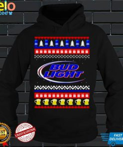 bud Light ugly Christmas shirt