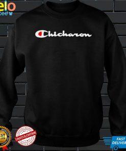 chicharon Champion Spoof shirt