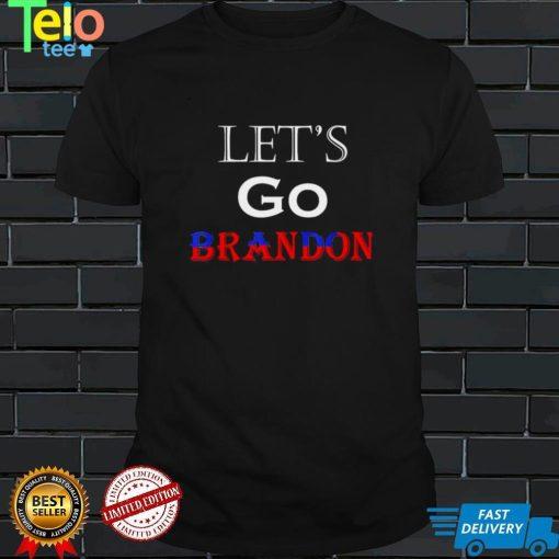 Lets Go Brandon Impeach Biden 46 Shirt